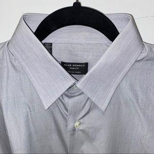 Club Monaco slim fit dress shirt